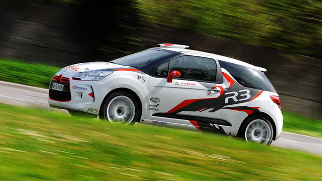 Il Citroen DS3 R3 Racing Trophy arriva in Italia