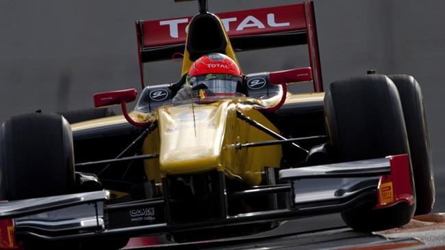 Abu Dhabi, Day 1: Grosjean mette tutti in fila