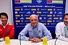 Team Italia Velocità 2011 con Infront, FMI e Pirelli