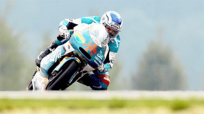 Nico Terol domina nel viscido di Brno