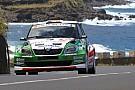 Tripletta Skoda al Rally di Madeira