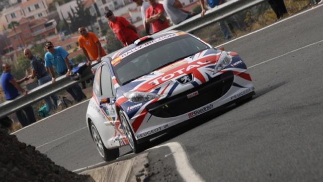 Madeira, PS1: Meeke è il primo leader della corsa