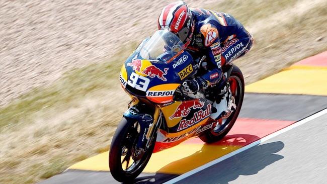 Quinta vittoria consecutiva per Marquez