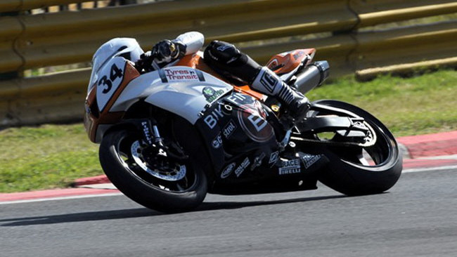 Pirro out a Silverstone: lo sostituisce Quarmby