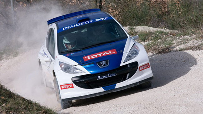 Andreucci punta alla top five in Sardegna