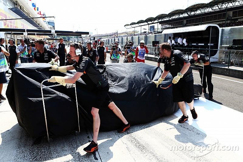 Гонщикам Force India придется следить за поребриками