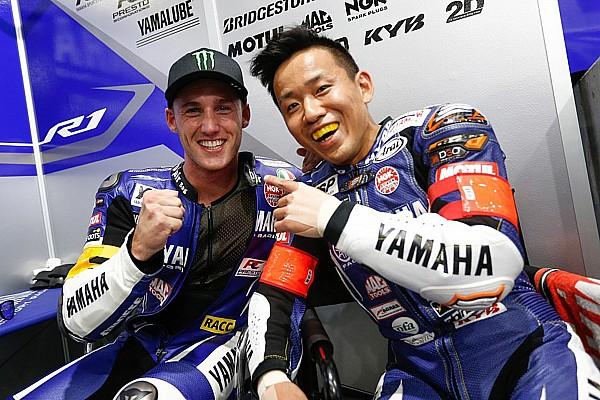 Espargaró le da la pole a Yamaha en las 8 Horas de Suzuka
