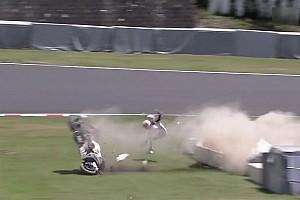 Bike Actualités 8 Heures de Suzuka - Chute et fracture pour Casey Stoner