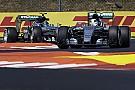 Hamilton hit with penalty points for Ricciardo clash