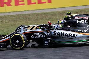 F1 Noticias de última hora Para Maldonado, el toque con Pérez fue