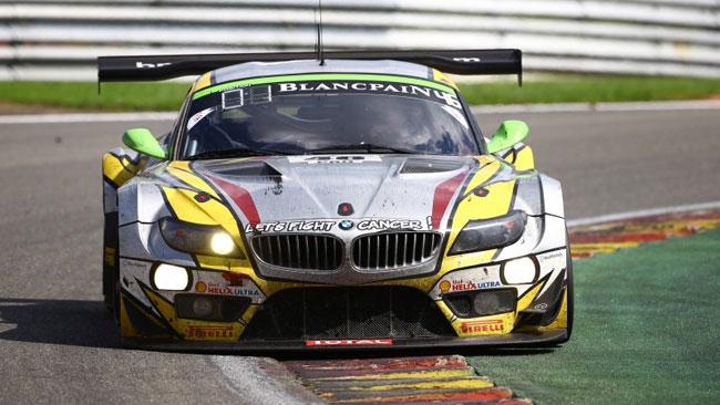 La BMW torna a vincere la 24 Ore di Spa dopo 17 anni