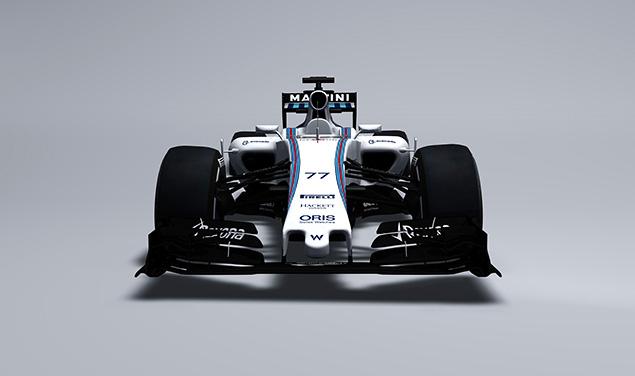 فريق ويليامز يتحدث عن سيارته الجديدة: تصميم الأنف كان صعبًا
