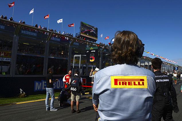 بيريللي تتوقع توقفين على الأقلّ في جائزة ماليزيا الكبرى 2015