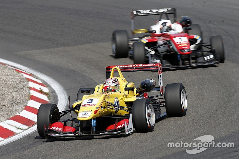 FIA Formula 3 European Championship: more thrilling battles at the Red Bull Ring