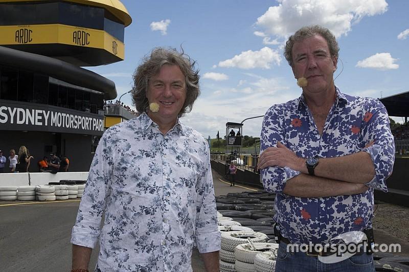 Trio de apresentadores do Top Gear anunciam novo show