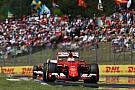 Ferrari n'aurait jamais cru possible de s'imposer à Budapest