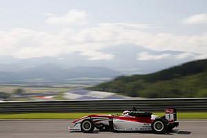 F3-Euro Reporte de calificación Doblete de Felix Rosenqvist