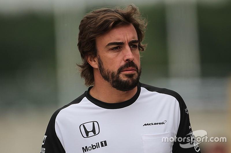 Alonso aussi frustré que Ron Dennis par l'interdiction des essais