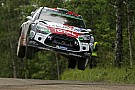 ES15 & 16 - Latvala augmente son avance, Meeke sort de la route