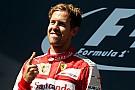 Non, Sebastian Vettel n'a pas changé entre Red Bull et Ferrari!
