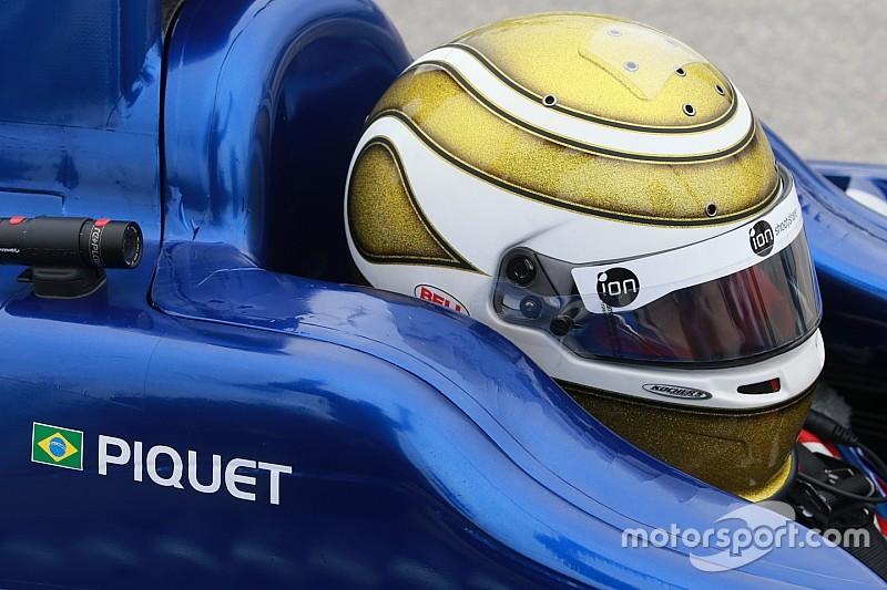 """En testant pour Penske, Piquet espère """"s'ouvrir des portes"""""""
