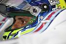 """Massa se diz """"100% confiante"""" de bom desempenho na Bélgica"""