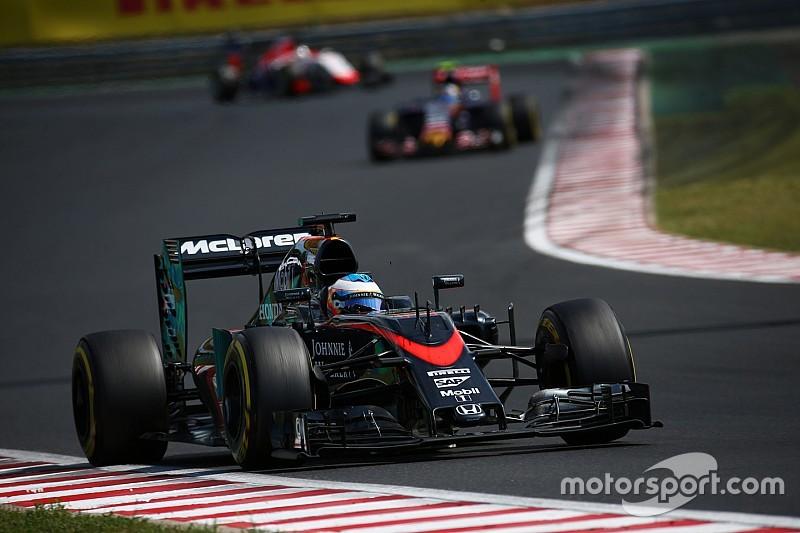 Alonso, che partenze: 22 posizioni guadagnate!