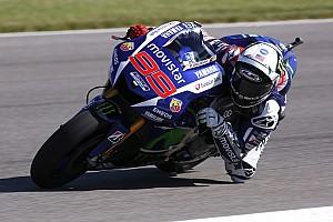 MotoGP Résumé de qualifications Jorge Lorenzo -