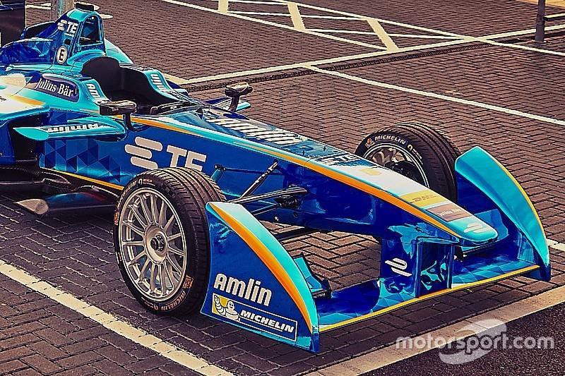 Liste des engagés des tests Formule E