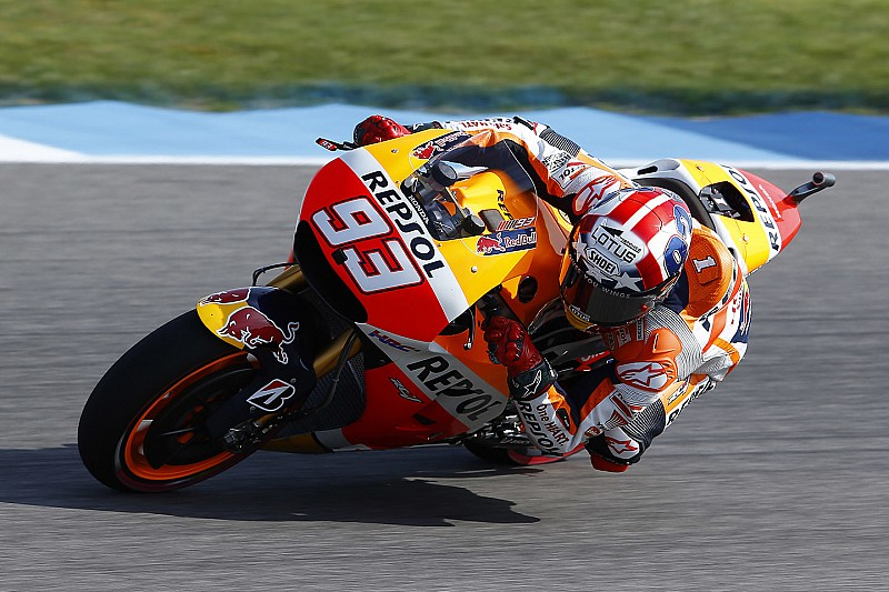"Marquez: Title charge will be ""really difficult"""