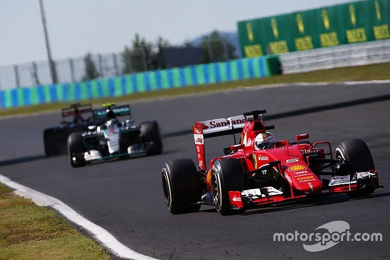 "Wolff: Ferrari ""slap"" has been good for Mercedes"