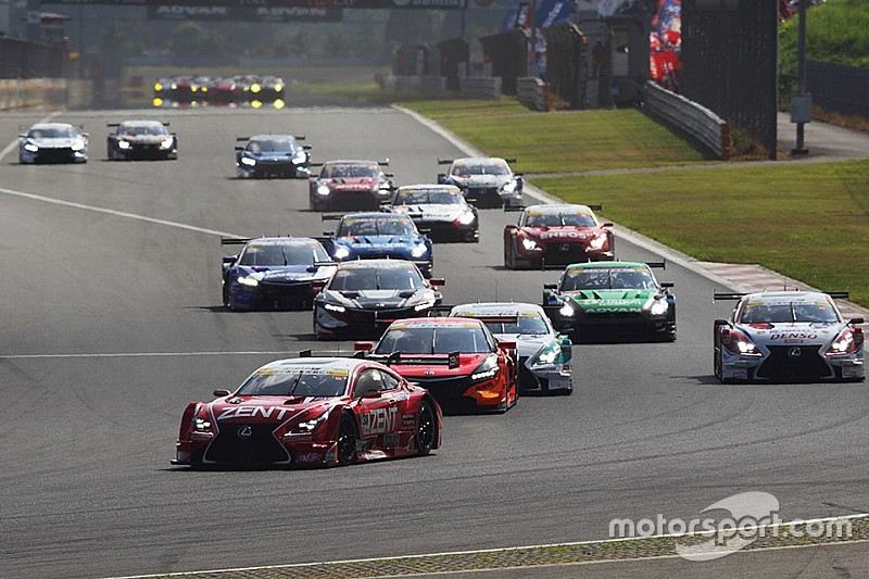 Первая гонка DTM и Super GT может пройти в Фудзи