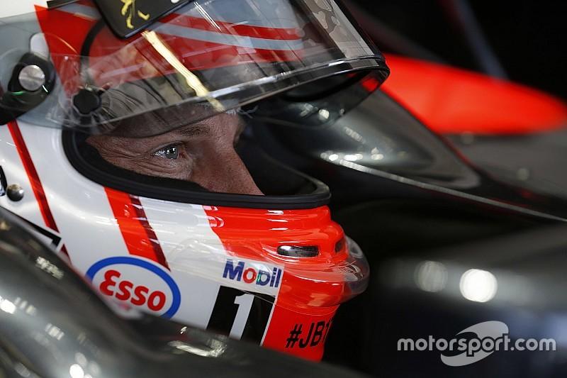 """Button - Spa sera un """"gros test"""" pour les progrès de McLaren"""