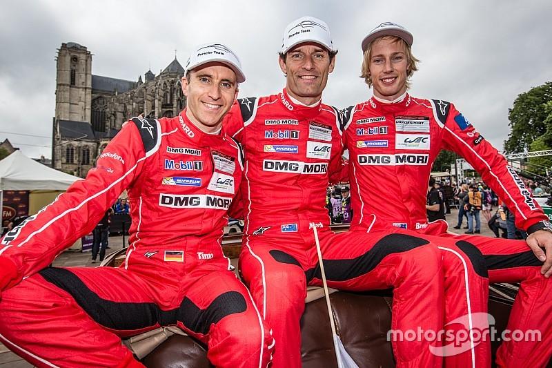 Webber - Pas de place pour les égos en LMP1
