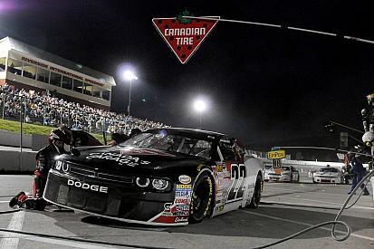 Scott Steckly poursuit sa domination en NASCAR Canadian Tire