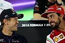 Estadísticas de la F1: Vettel y Alonso están igualados en puntos