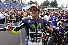 Valentino Rossi primo centauro a entrare nel BRDC