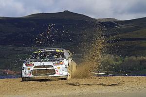 World Rallycross Preview Solberg espère se remettre sur de bons rails à domicile
