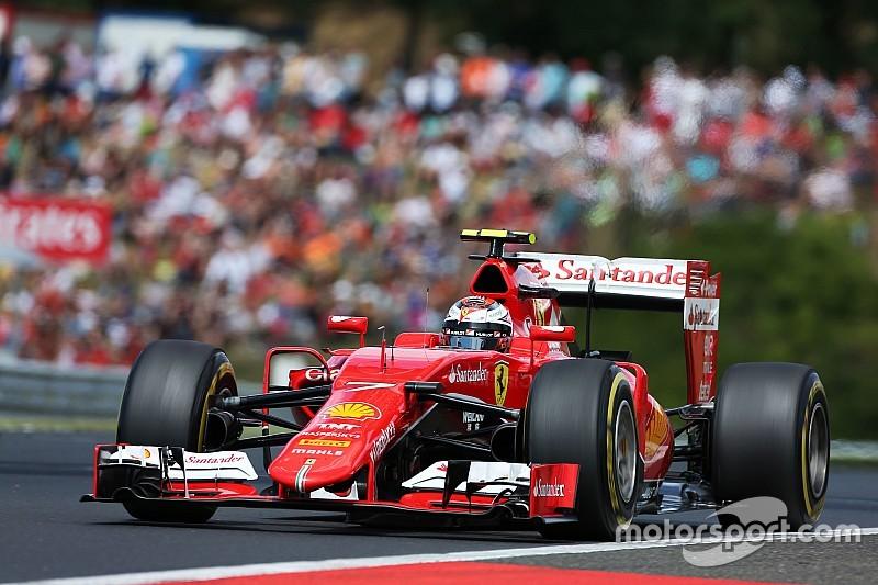 Räikkönen - Prolonger offre une chance de titre pour 2016