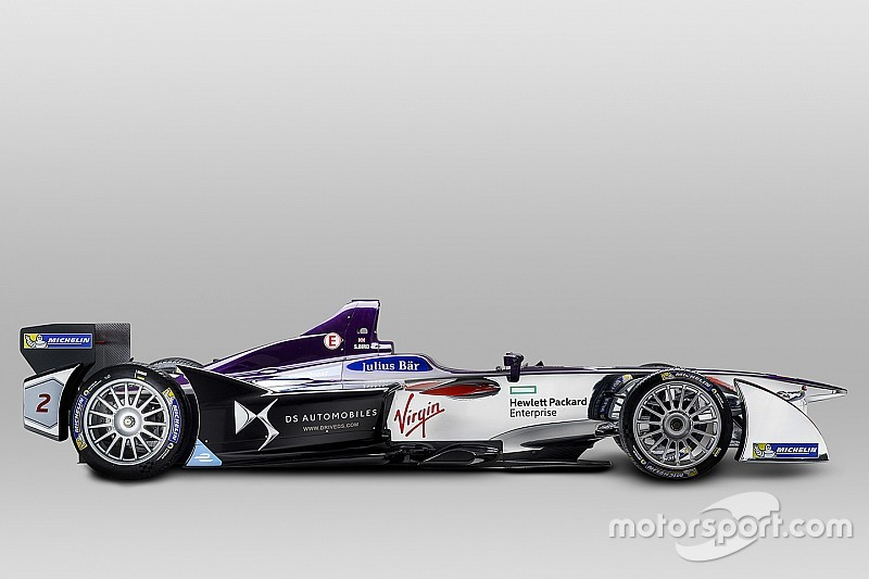 Svelata in un video la livrea della DS Virgin Racing