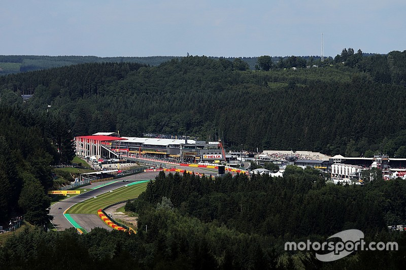 Belgian GP: Friday's press conference