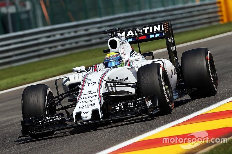 """Em """"sexta-feira típica"""", Massa não se preocupa com 16º lugar"""