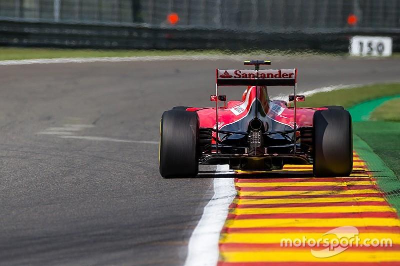 De contrato novo, Kimi bate Vettel em sexta-feira na Bélgica