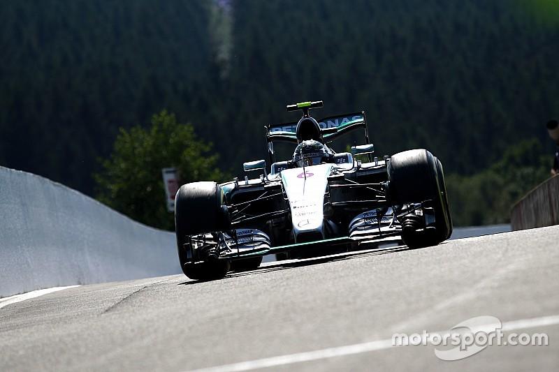 Rosberg s'est perdu dans ses réglages