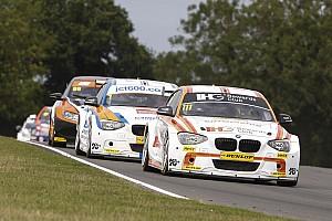 BTCC Qualifying report Knockhill BTCC: Priaulx leads all-WSR front row