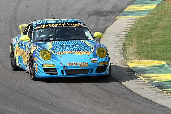 Porsche sweeps Continental Tire Challenge at VIR