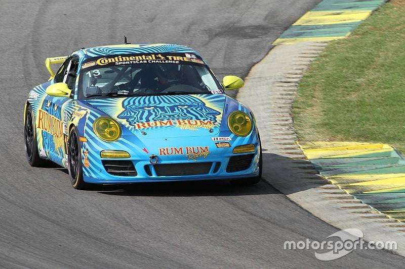 Porsche sweeps Continental Tire Challenge at VIR
