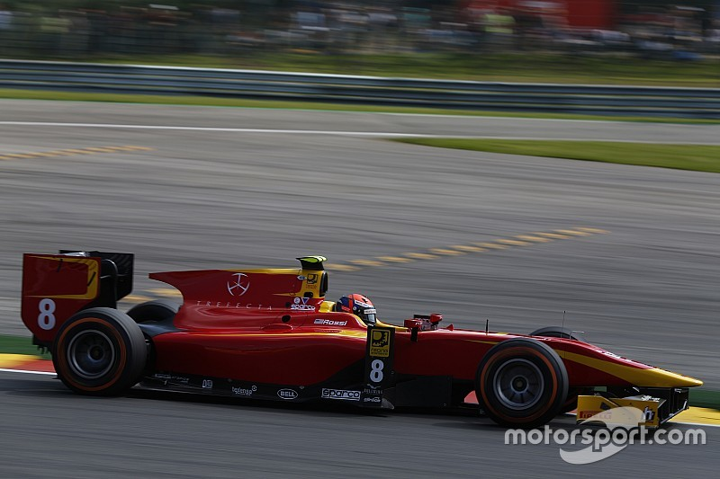 Spa GP2: Rossi leads home King for first win of 2015