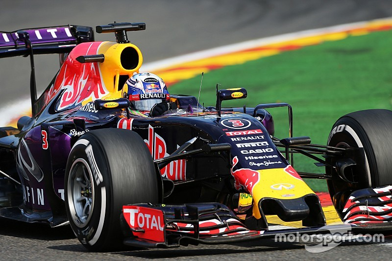 Ricciardo, Kvyat set for engine penalties at Monza