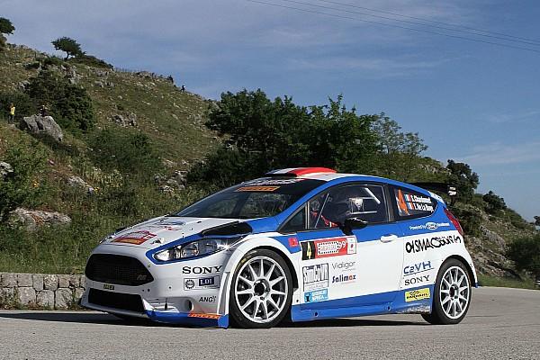 Chardonnet costretto a saltare il Rally del Friuli
